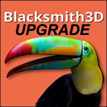 Blacksmith3D Upgrade to v5 Software Blacksmith3D