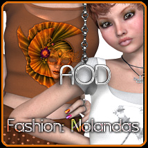 Fashion: Nolandas 3D Models 3D Figure Essentials ArtOfDreams