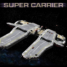 SuperCarrier 3D Models shawnaloroc
