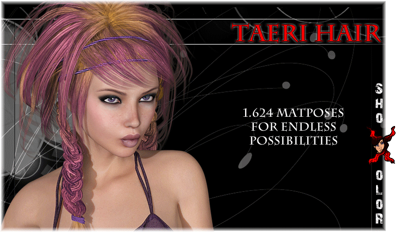 ShoXoloR for Taeri Hair