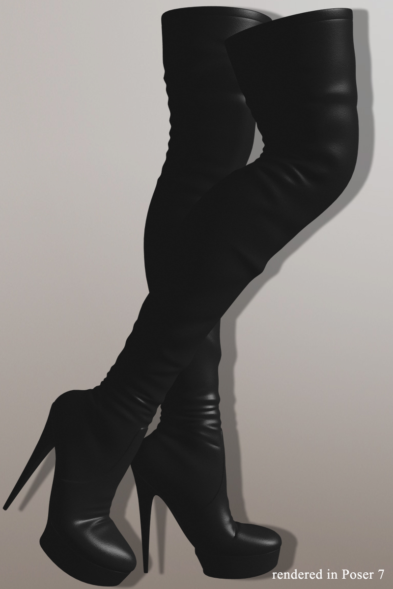 InLongBoots by 3D-Age