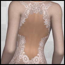 Sexy Skinz - Lace Bodysuits 3D Models 3D Figure Essentials vyktohria