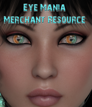 Eye Mania Merchant's Resource Pack 2D fictionalbookshelf