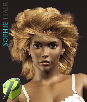 PW Sophie Hair V4 Hair powerage