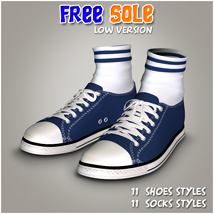 Free Sole Low by mytilus
