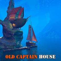 Old captain house 3D Models 1971s