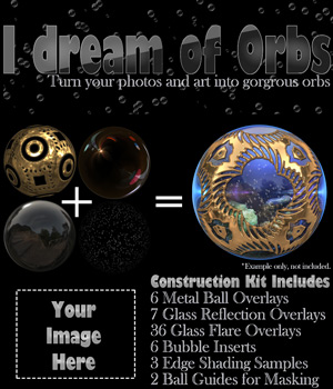 LTS~I Dream of Orbs 2D And/Or Merchant Resources Themed Tergiet