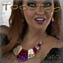 Too-Too for LaDiDa 3D Figure Essentials jancory