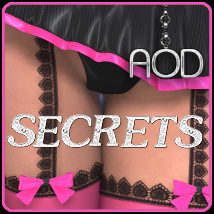 Secrets for My Valentine 3D Models 3D Figure Essentials ArtOfDreams