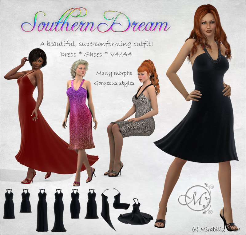 Southern Dream for V4 A4