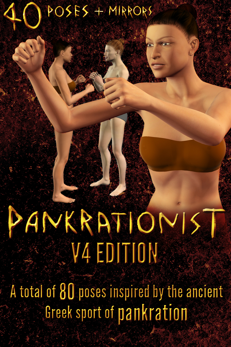 Pankrationist for V4