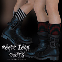 RPublishing's Boots Collection image 1