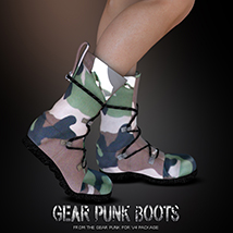 RPublishing's Boots Collection image 3