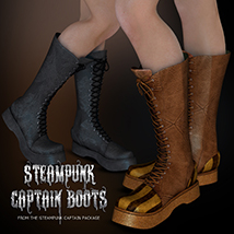 RPublishing's Boots Collection image 5