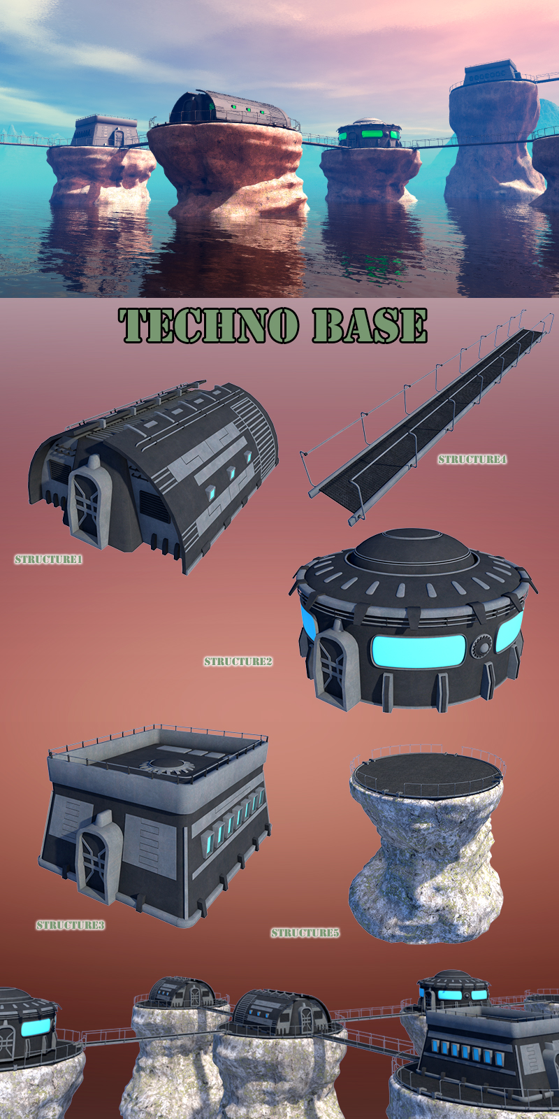 Techno base