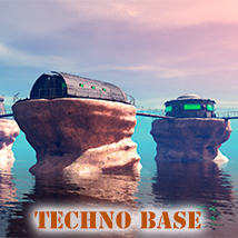 Techno base 3D Models 1971s