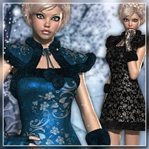 Wintertide Clothing Themed sandra_bonello