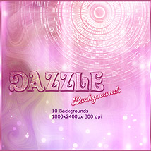 DAZZLE Backgrounds 2D And/Or Merchant Resources Themed RajRaja
