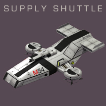 SupplyShuttle 3D Models shawnaloroc