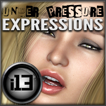 i13 UNDER PRESSURE expressions 3D Figure Essentials 3D Models ironman13