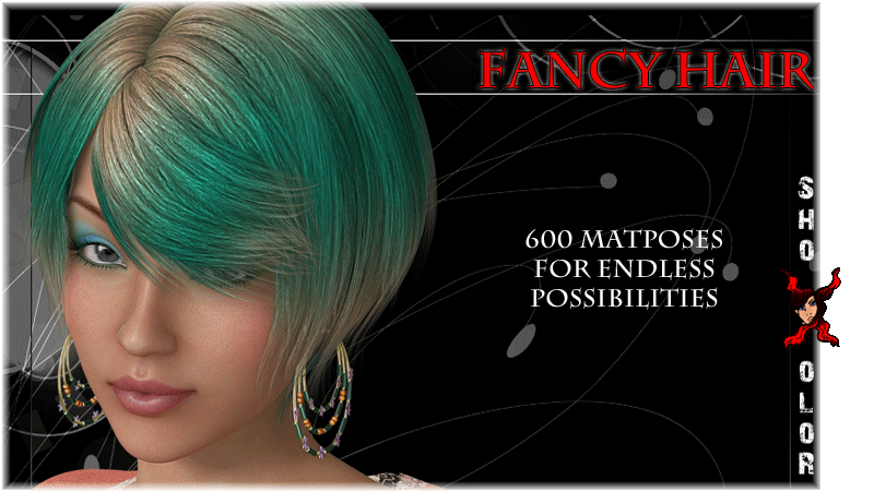 ShoXoloR for Fancy Hair