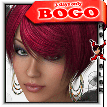 ShoXoloR for Fancy Hair 3D Figure Essentials ShoxDesign
