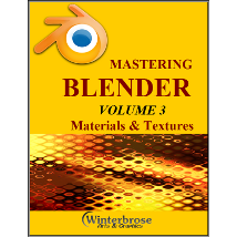 MASTER BLENDER v3 - Materials and Textures Tutorials rolow