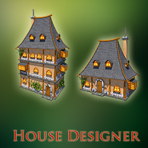 House Designer 3D Models 1971s