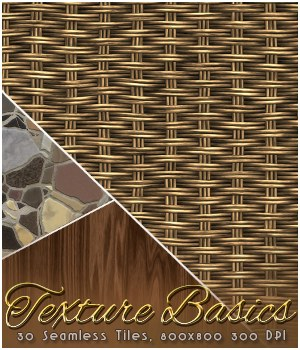 MR-Texture Basics-Naturals Themed 2D And/Or Merchant Resources Sveva