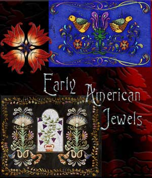 Harvest Moons Early American Jewels 2D 3D Models MOONWOLFII