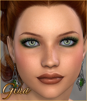 FR Gina 3D Figure Essentials Freja