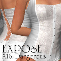 Expose for X16 Dangerous Clothing ANG3L_R3D