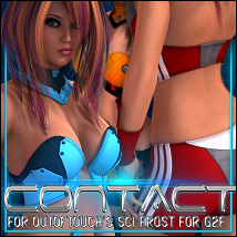 Contact for Sci Frost 3D Figure Essentials ShanasSoulmate