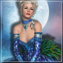Feathers and Lace Clothing Themed sandra_bonello