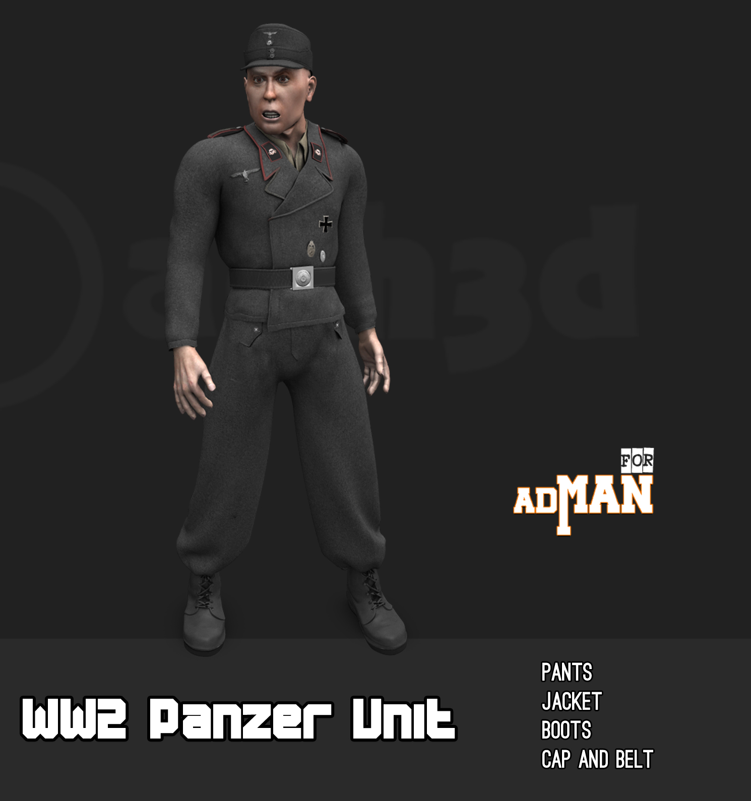 WW2 Panzer Unit