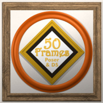 Picture Frames 3D Models Dimension3D