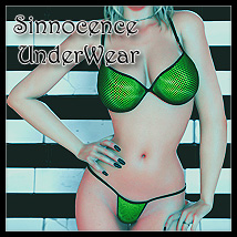 Sinnocence UnderWear 3D Figure Essentials SynfulMindz