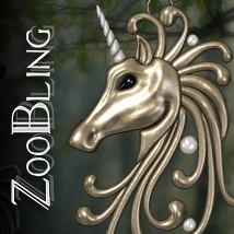 ZooBling Jewels 3D Figure Essentials fabiana