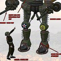 Great War Mech - New Power  image 1