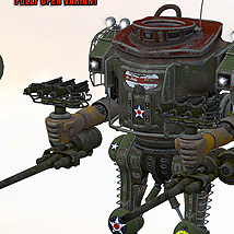 Great War Mech - New Power  image 4