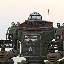 Great War Mech - New Power  image 8