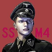 German SS Black Uniform WWII 3D Models 3D Figure Essentials tannenbaum