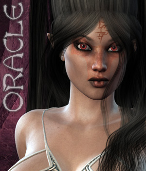 Dark Elven Oracle Clothing Characters Themed Darkworld