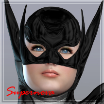 NightShadow 3D Figure Essentials -supernova-