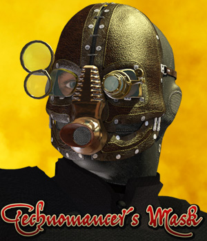 Technomancer Mask
