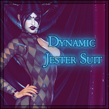 Dynamic Jester Suit Clothing SynfulMindz