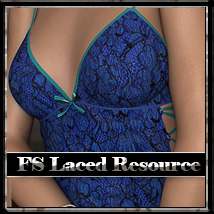 FS Laced Resource 2D 3D Models FrozenStar