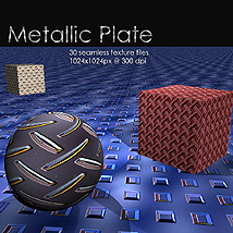 Metallic Plate 2D And/Or Merchant Resources RajRaja