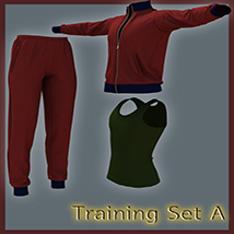 Training set A Clothing kang1hyun