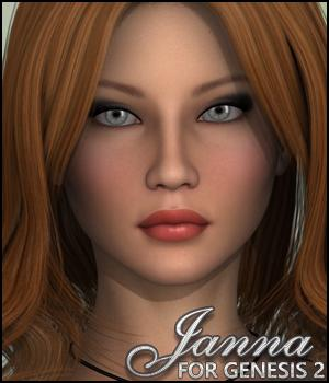 Janna Characters Themed Software Silver